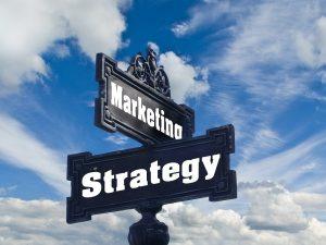 Market Strategy Street Sign
