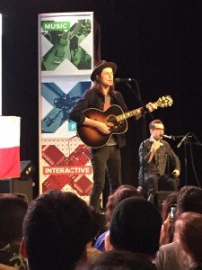James Bay at the Radio Day Stage SXSW 2015