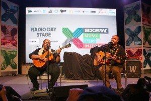 Madisen Ward & Mama Bear at Radio Day stage SXSW 2015